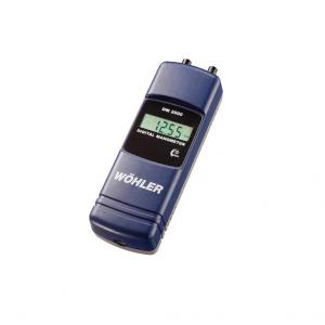 wohler-dm-2000-flue-draught-guage