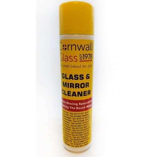 glass mirror cleaner spray